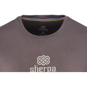 Sherpa Hero Tee Herren kharani/monsoon grey